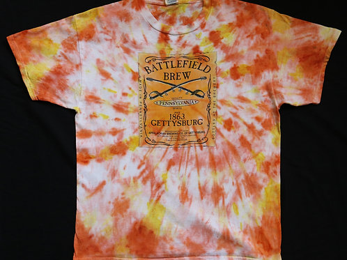 Battlefield Brew Vintage Tye Dye