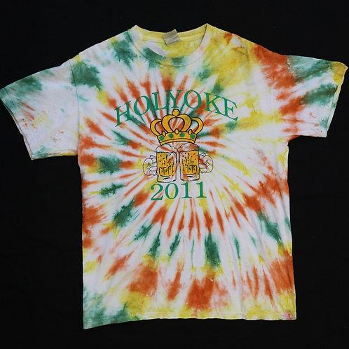 Holyoke Saint Patrick DayVintage Tye Dye