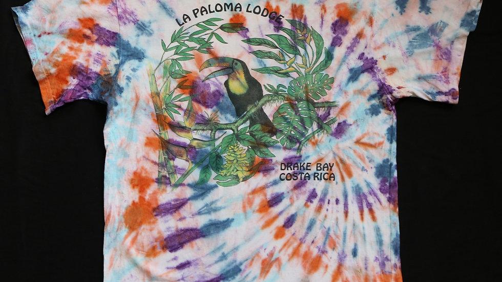 Costa Rica Vintage Tye Dye