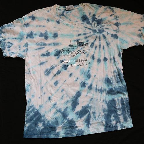Watch Hill Light Vintage Tye Dye