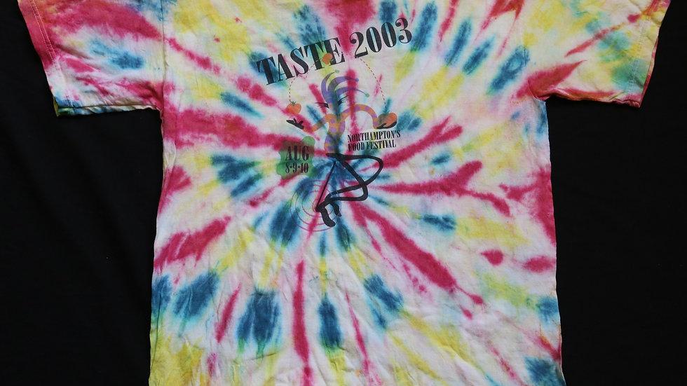Taste 2003 Vintage Tye Dye