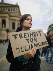 Freiheit für Julian