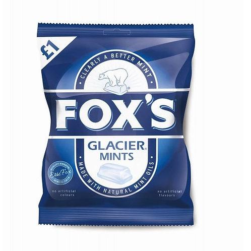 Fox's Glacier Mints - £1