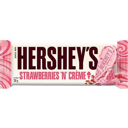 Hershey's Strawberry 'N' Creme - [39g]