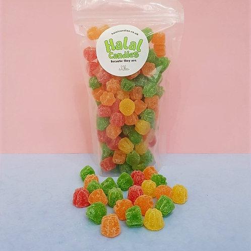 Fizzy Jelly Stars