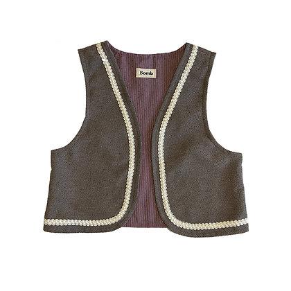 Bomb waistcoat - number 77 SIZE L