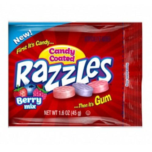 Razzles Candy Coated