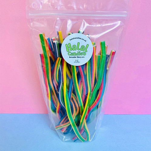 Rainbow Pencils Pouch