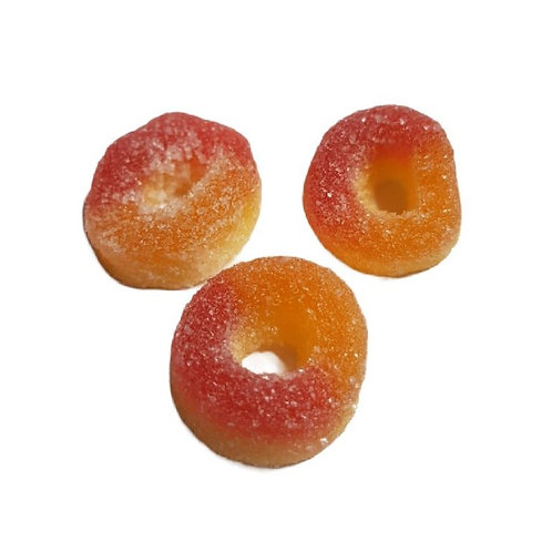 Mini Sour Peach Rings
