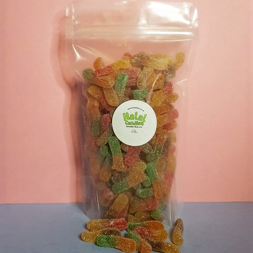 Mini Sour Worms Pouch