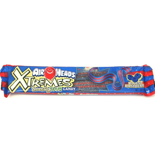 Airheads Xtremes Sour Blue Raspberry - [57g]