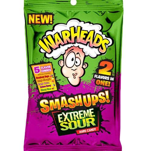 Warheads Extreme Sour Smash Ups - [92g]