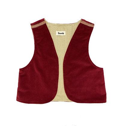Bomb waistcoat - number 89 SIZE L