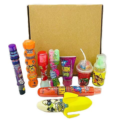 Candy Spray Selection