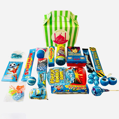 Boys' Candy and Toy Box