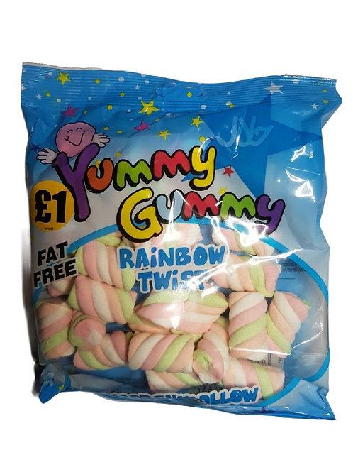 Rainbow Twist Marshmallows [YG] -£1