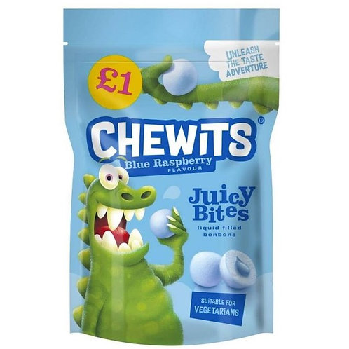 Chewits Blue Raspberry Bites £1