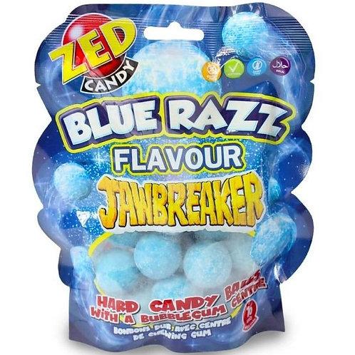 Blue Razz Jawbreakers Pouch