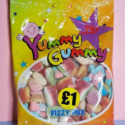 Yummy Gummy Fizzy Mix