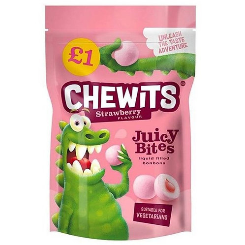 Chewits Strawberry Bites £1