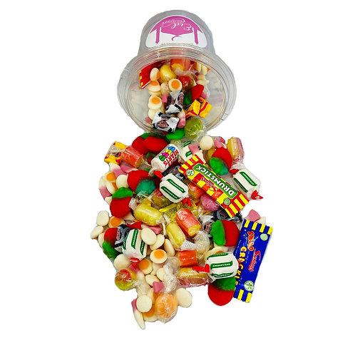 Retro Candy Bucket