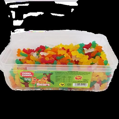 Jelly Bears Vegan- [600 bears]