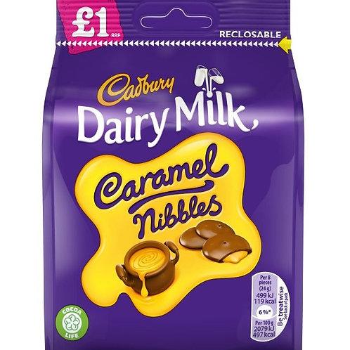 Cadbury Caramel Nibbles £1