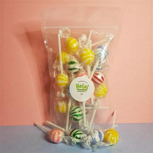 Gourmet Lollipops Pouch