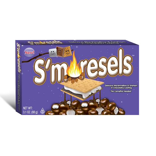 S'moresels [88g]