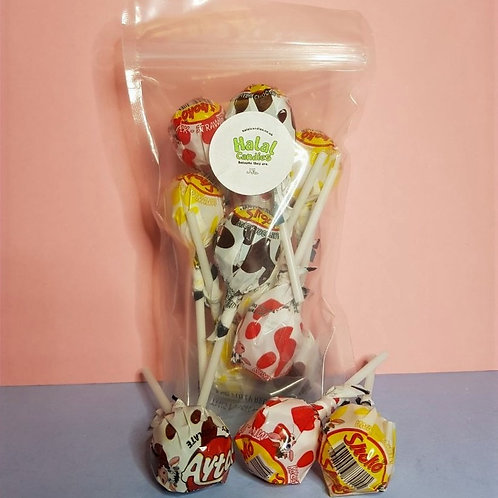 Milky Lollies Pouch