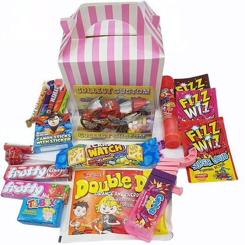 Sweet and Toy Gift Box 6