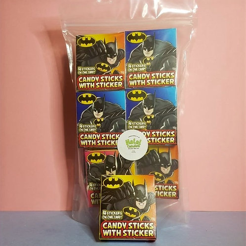 Batman Candy Sticks Pouch