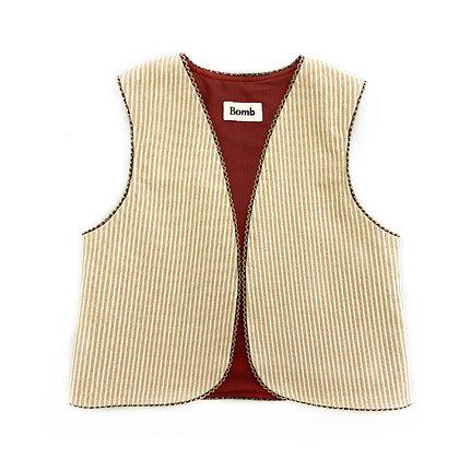 Bomb waistcoat - number 100 SIZE S/M