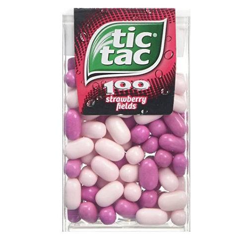 Tic Tac Strawberry Fields