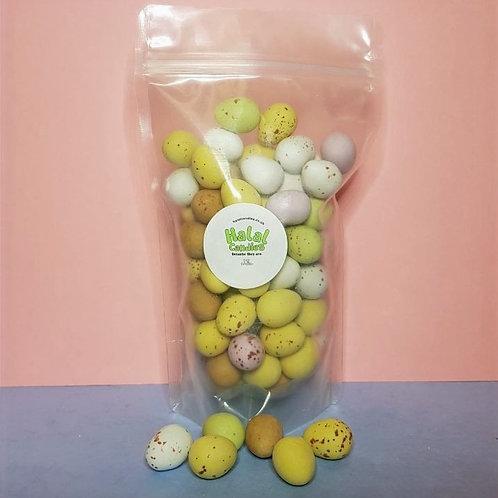 Chocolate Mini Eggs Pouch