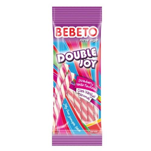 Bebeto Double Joy - Strawberry Vanilla [75g]