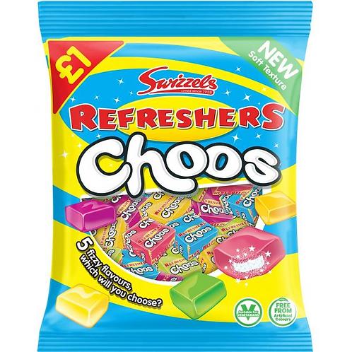 Refreshers Choos - £1