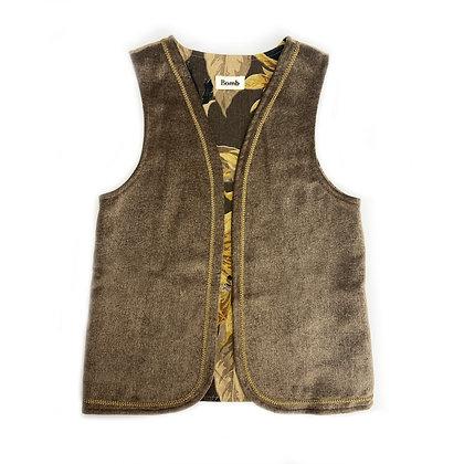 Bomb waistcoat long - number 2 SIZE L