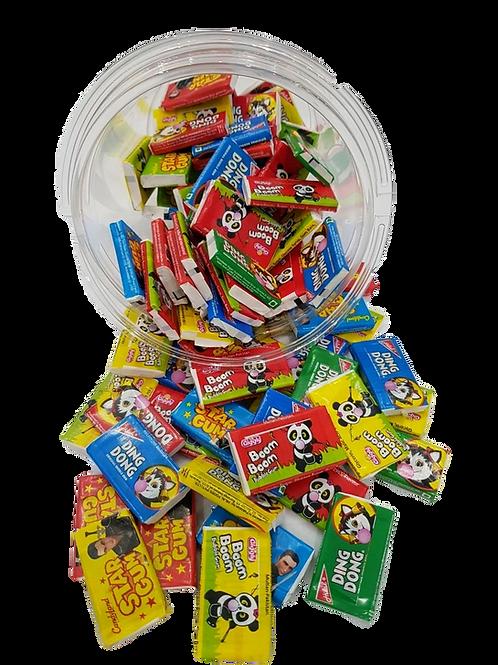 Pakistani Bubble Gum Bucket