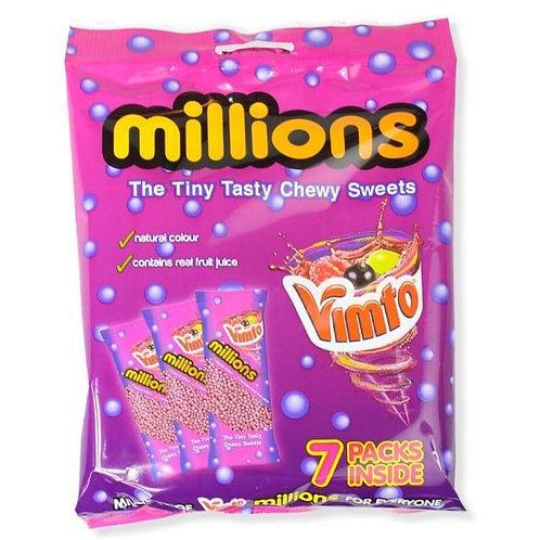 Millions Vimto Multipack Bag