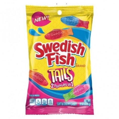 Swedish Fish Tails - [226g]