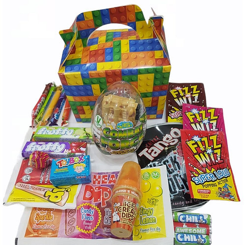 Sweet and Toy Gift Box 5