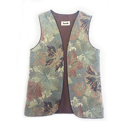 Bomb waistcoat long - number 11 SIZE S/M