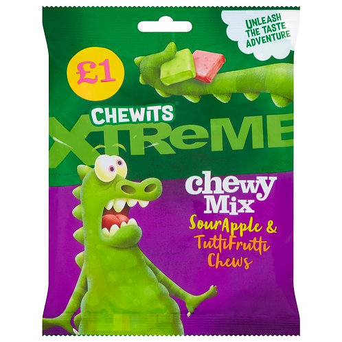 Chewits Xtreme Chewmix Sweets - £1