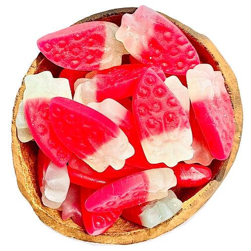 Jelly Strawberries