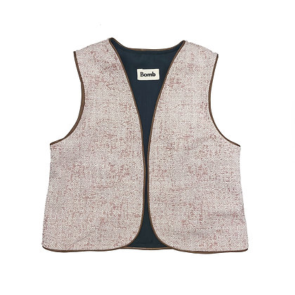Bomb waistcoat - number 24 SIZE S/M