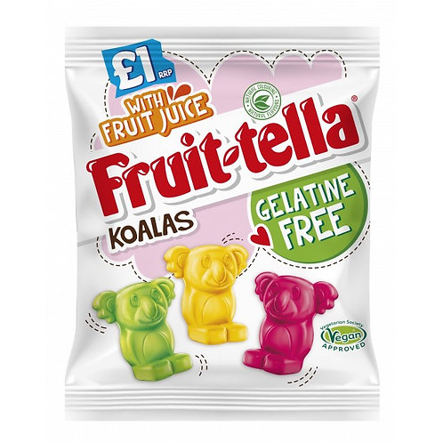 Fruittella Veggie Koalas £1
