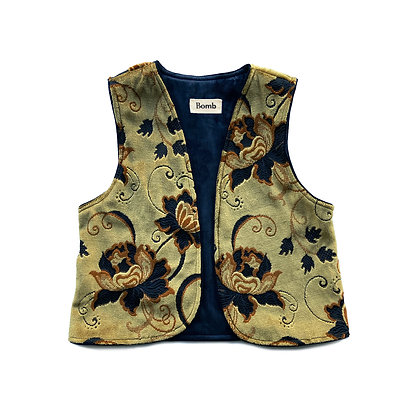 Bomb waistcoat - number 52 SIZE S/M
