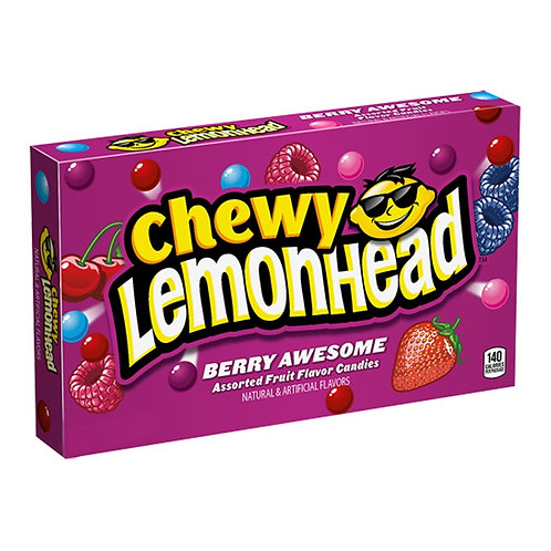 Chewy Lemonheads Berry Awesome - [142g]