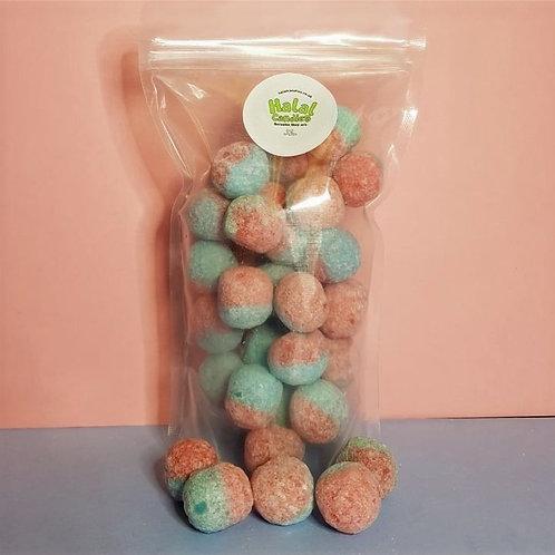 Fizzy Bubblegum Balls Pouch